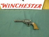 """6884MINT RUGER BEARCAT 22 caliber SINGLE ACTION 4"""" REVOLVER Serial number 91-48640.EARLY ONE WITH STEEL FRAME- new condition with 100% original - 1 of 8"""