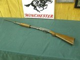6891 Winchester 42 28 inch barrel full choke,bores brite/shiny,cycles true, Winchester butt plate, all original.stock and forend are 99%, metal 95%, - 1 of 11