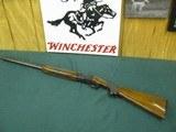 6897 Winchester 101 field 20 gauge 26 inch barrels ic/mod,Winchester butt plate,ejectors, single front brass bead, pistol grip with cap, all original,
