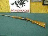 6899 B C Miroku, like Winchester 101, 20 gauge 26 inch barrels, ic/mod, 98% condition, brass front bead, butt pad, lop is 13 inches. opens/closes/tite - 1 of 12