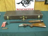 6924 Winchester 101 LIGHTWEIGHT 20 gauge 27 inch barrels, 4 Winchester chokes, 2 mod 2 full, wrench, pouch,Winchester case,96-97% condition, Wincheste
