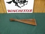 6927 Winchester model 23 Golden Quail stock 12 gauge, Winchester Pad... NOS AA+Fancy walnut, 100% new.