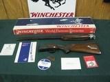 6929 Winchester 101 Field 28 gauge 28 barrels, skeet/skeet, pistol grip, Winchester butt plate,single front brass bead,HANG TAG and all papers/box inn