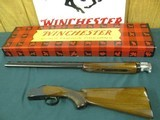 6933 Winchester 101 field 28 gauge, 28inch barrels,mod/full, Winchester butt plate, single front brass bead, mfg 1969,PRISTINE,NOT A MARK ON IT. hang - 3 of 15