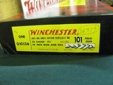 6933 Winchester 101 field 28 gauge, 28inch barrels,mod/full, Winchester butt plate, single front brass bead, mfg 1969,PRISTINE,NOT A MARK ON IT. hang - 2 of 15
