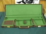 6959 Winchester 101 or Model 23 case, NEVER HAD A GUN IN IT,comes with original shipping box from Italy,with keys, will take 28 1/2 inch long barrels, - 6 of 9