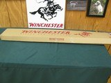 6979 Winchester model 70 Classic Featherweight 308 cal 24 inch barrel,claw feed,mfg in Connecticut.NEW IN BOX,BOLT NEVER PUT IN. dark walnut stainless