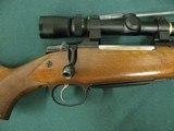 6989 CZ 550 Safari Magnum 375 H&H 26 inch barrel, 99% condition, Decelerator butt pad,mfg Czech Republic, 2 folding 1 standing site,LIGHT TRIGGER,SET - 12 of 14