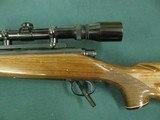 6997 Remington BDL Custom Deluxe 300 win mag 24 inch barrel, ebony tip, 3x9 Burris,duplex reticle,skip line checkering,Remington butt pad, bore brite/ - 3 of 14
