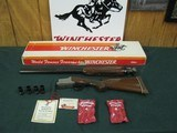 7025 Winchester 10l Lightweight 12 gauge 27 inch barrels sk ic mod im ful xfull, 2 Winchester pouches, correct Winchester box serialized to gun. Pachm