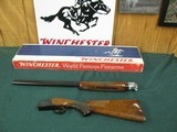 7006 Winchester 101 Field 20 gauge 28 inch barrels mod/full, pistol grip with cap,Winchester butt plate, ejectors,UNFIRED NEW IN BOX WITH PAPERS--time - 2 of 15