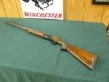 6890 Winchester 101 Field 410 gauge 28 inch barrels, skeet/skeet, 2 1/2 inch chambers, front brass bead, AAA Fancy Walnut,butt pad, lop 14 1/2.opens/c