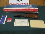 7065 Winchester 101 field 20 gauge 28 inch barrels 2 3/4 &3 inch chambers, mod/full, pistol grip with cap, Winchester butt plate. 100% all original wi
