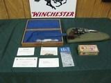 7105 Smith Wesson 25-5 45 LONG COLT 6 inch barrel,square N frame wide serrated target trigger,wide hammer,red ramp site,adjustable rear,Goncalo target