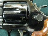 7109 Smith Wesson 27-2 357 MAGNUM 6 inch barrel, square N frame,wide serrated target trigge,DA,checkered Goncalo target grips with medallions,MFG 1977 - 4 of 10