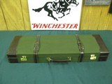 7121 Winchester 23 Pigeon XTR 12 gauge 26 barrels Winchester screw in chokes ic/mod, vent rib, single select trigger,beavertail, rose and scroll coin