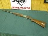 7123 Winchester 101 Pigeon XTR LIGHTWEIGHT 28 gauge, 28 barrels, ic mod, RARE COMBO LONG BARRELS OPEN CHOKES,round knob, ejectors, vent rib, Winchest