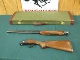 7127 Winchester model 101 XTR Lighweight, 20ga 27barrels,3 WINCHOKES- ic, mod full,GOLD ENGRAVED- 2 GOLD PHEASANTS, GOLD SNIPE GOLD QUAIL ALL RAISED R - 3 of 15