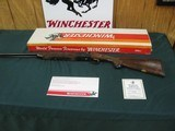 7145 Winchester 23 Classic 410 gauge 26 inch barrels 3 inch chambers mod/full, raised vent rib, 2 white beads,beavertail, ejectors,pistol grip with ca - 1 of 11