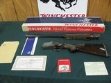 7159 Winchester 101 Pigeon 12 gauge 26 barrels ic/mod ejectors vent rib pistol grip butt pad 14.5 lop correct serialized box to gun, all papers, AAA++
