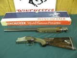 7159 Winchester 101 Pigeon 12 gauge 26 barrels ic/mod ejectors vent rib pistol grip butt pad 14.5 lop correct serialized box to gun, all papers, AAA++ - 3 of 13
