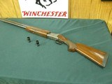 7166 Winchester 101 Lightweight 12 gauge 27 inch barrels 2 3/4&3inch chambers,ejectors, vent rib, pistol grip,Winchester butt pad,screw chokes, ic, mo