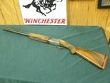 7168 Winchester 101 Pigeon Grade Lightweight 12 gauge 27 inch barrel screw in winchokes ic/mod, ENGLISH WALNUT CHECKERED AT 30 LINES PER INCH!!Beutifu