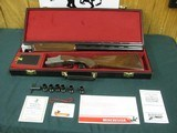 7203 Winchester 101 Lightweight 12 gauge, 27 inch barrels, pistol grip, vent rib,single select trigger, quail,pheasant engraved coin silver receiver,