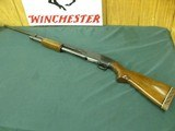 7215 Winchester model 12 20 gauge 28 inch barrel mod choke,plain barrel, White line pad 12.5 lop, 98-99% condition, bore brite shiny, opens closes pos