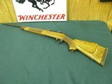 7235 Sako L579Forester Finbear 243 Winchester, 24 inch barrel, Sako butt pad, all original, from texas collection,3 more to be listed.99%-98, condit