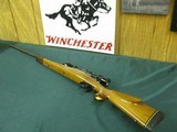 7257 Winslow(not marked) COMMANDER MODEL ON BUSHMASTER STOCK Custom rifle mfg in Florida Circa 1975, Belgium Mauser 98 action, only approx 500