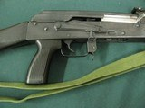 7282 Norinco 84S AK 47 5.56 cal,(223 REM) 16.34 barrel, mfg in China 1988-89 only, PREBAN,30 SHOT MAG, 1000 METER ADJUSTABLE SITE,made in stat - 11 of 16