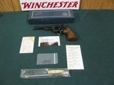 7288 Smith Wesson model 25-2 'MODEL 1955'on barrel,45acp with clip, 6.5barrel as new in correct box, target hammer, trigger, grips with medali