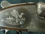 7337 Browning BSL Lebeau-Courally GRADE 2,mfg in Belguim, SIDELOCK,1983-1985mfg.20ga 28bl ic/f, Straight grip checkered butt, splinter, ejectors,Eleph - 11 of 22