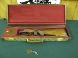 7366 Winchester 23 Classic 410 gauge 26 barrels mod full, vent rib, ejectors, single select trigger, Winchester butt pad, all original, gold raised re