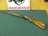 7373 Winchester 101 Field 20 gauge 2 3/4 & 3inch chambers, 26 inch barrels, ic and mod fixed choke, pistol grip wtih cap, 14 lop Decelerator pad,bores