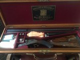 Holland & Holland Express Double Rifle 375 flanged