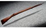 Loewe ~ 1895 Chilean Mauser ~ 7x57mm Mauser