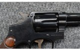 Smith & Wesson ~ Model 10 ~ .38 S&W Special - 5 of 10