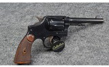 Smith & Wesson ~ Model 10 ~ .38 S&W Special - 1 of 10