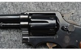 Smith & Wesson ~ Model 10 ~ .38 S&W Special - 7 of 10