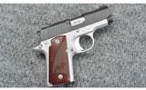 Kimber ~ Micro Carry ~ .380 ACP - 1 of 4