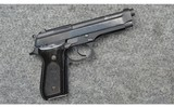 Taurus ~ PT-92 ~ 9 MM Luger - 1 of 8