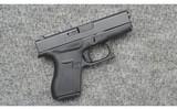 Glock ~ 42 ~ .380 ACP - 1 of 5