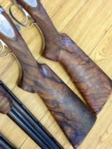 Beretta Gallery pair of 12 Gauge Jubelios- 4 of 7