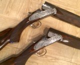 Pair of 12 Gauge Abbiatico and Salvanelli Over and Unders - 4 of 15