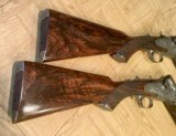Pair of 12 Gauge Abbiatico and Salvanelli Over and Unders - 5 of 15