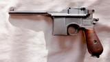 Mauser Model 1896
