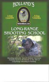 Holland's 4 Day Long Range Shooting School