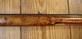 Tennessee Valley Muzzleloaders Kentucky Rifle by Matt Avance .45 Cal. Reading School Design - 6 of 13
